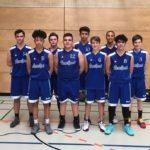 u16 wird Dritter bei den Bayerischen Meisterschaften
