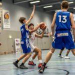 JBBL: TORNADOS FRANKEN siegen auch gegen PS Karlsruhe LIONS