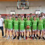 u14-Tornados belegen bei den Bayerischen Meisterschaften den 3. Platz