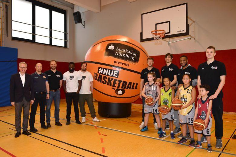 NUEbasketball bringt den Basketball in Nürnberg zusammen
