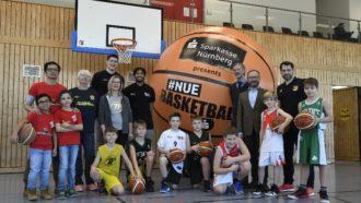 #NUEbasketball goes Nürnberger Land