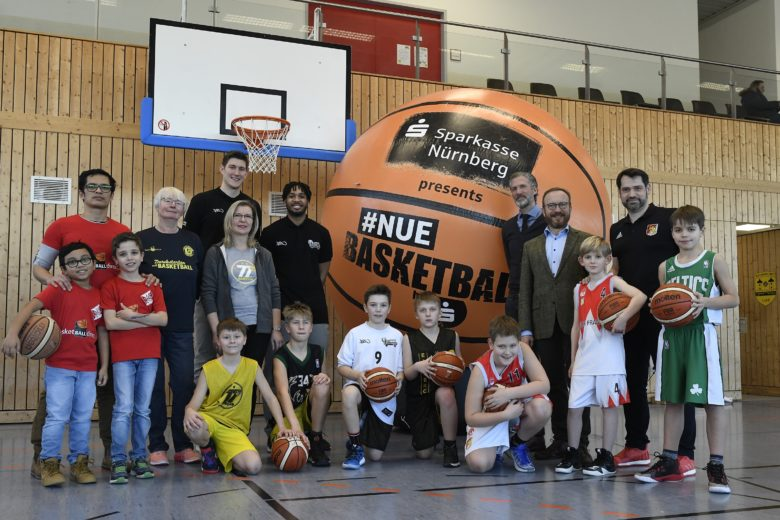 #NUEbasketball goes Nürnberger Land
