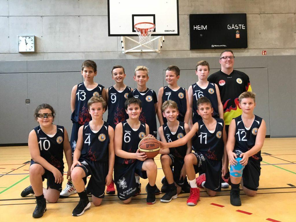 Post SV Nürnberg Basketball Mannschaft U14m5