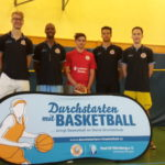 DURCHSTARTEN mit BASKETBALL Regenbogenschule feiert Aktionstag