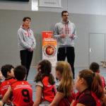 Durchstarten mit Basketball an der Carl-von-Ossietzky-Schule