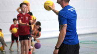 """Rückblick """"DmB goes Basketball – Aktionstag für Nürnberger Grundschüler"""""""