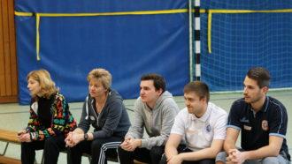 Integration durch Sport zu Gast beim Post SV Nürnberg