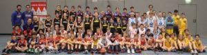 Post Lions holen 5. Platz beim JUNIOR FRANKEN BenZang MiniTurnier