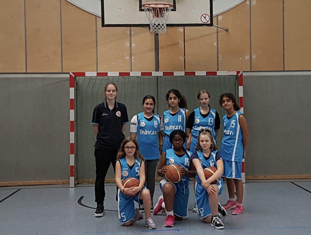 Post SV Nürnberg Basketball Mannschaft U12m7