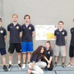 Basketball für die Kinder der Paul-Moor Schule!