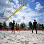BUNTER SPORT Beachvolleyball