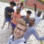 BeachVolleyball an der Paul-Moor-Schule