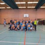 Internationale Jugendbegegnung im Basketball
