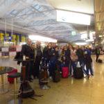 Mädels Go! Skopje Tag 1: Ankunft und erstes Kennenlernen