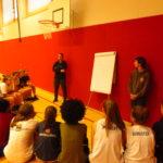 Mädels Go! Skopje Tag 3: Viel Basketball und Handball als Sahnehäubchen