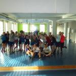 Mädel Go! Skopje Tag 4: Fitness und Entspannung