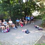 Skopje Tagebuch Tag -1:Vorbereitung auf die Jugendbegegnung