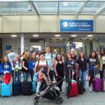 Skopje Tagebuch Tag 1: Abflug und Empfang in Skopje