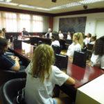 Skopje Tagebuch Tag 2: Empfang und erstes Kennenlernen