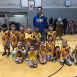 Erstes Basketballturnier endet mit Turniersieg der Forster Foxes SAG!