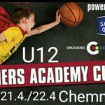 u12-1/ Unterwegs nach Chemnitz –>Niners Cup