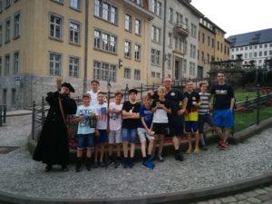 U12m1 wird zweiter bei der südostdeutschen Meisterschaft