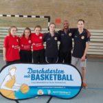 DURCHSTARTEN mit BASKETBALL Hegelschule feiert Aktionstag