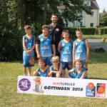 Post Lions beim MiniTurnier in Göttingen