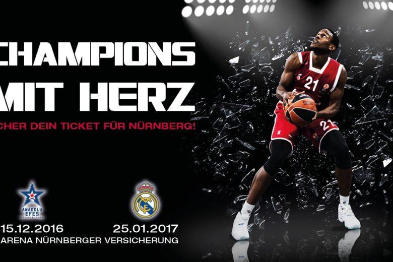 BROSE BAMBERG GOES NÜRNBERG! 20% Rabattaktion