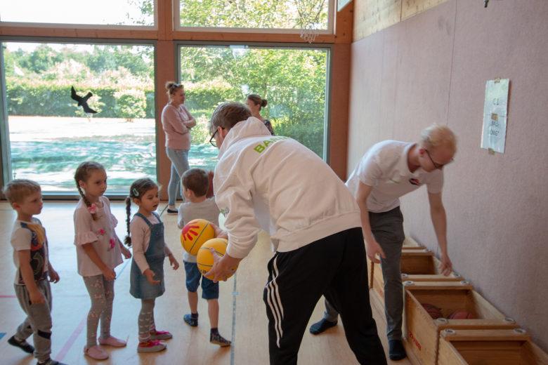Rotary-AktivKIDs feiert sein zweites Sommerfest