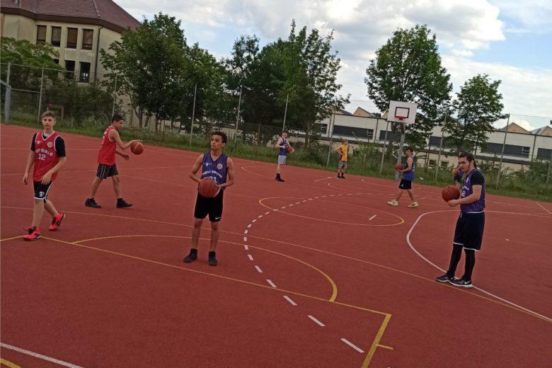 Wieder Bewegung im Projekt 3×3 urban Basketball
