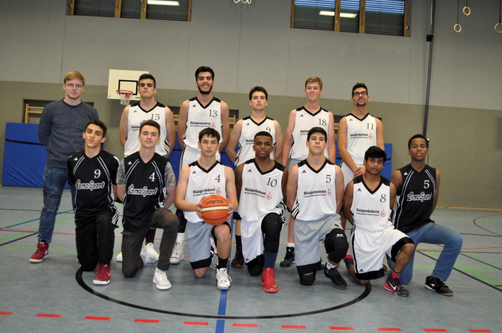 Post SV Nürnberg Basketball Mannschaft U18